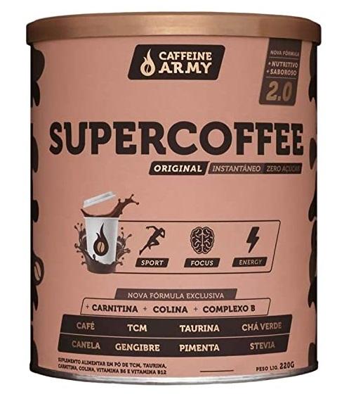 Supercoffee 2.0 Caffeine Army - 220g