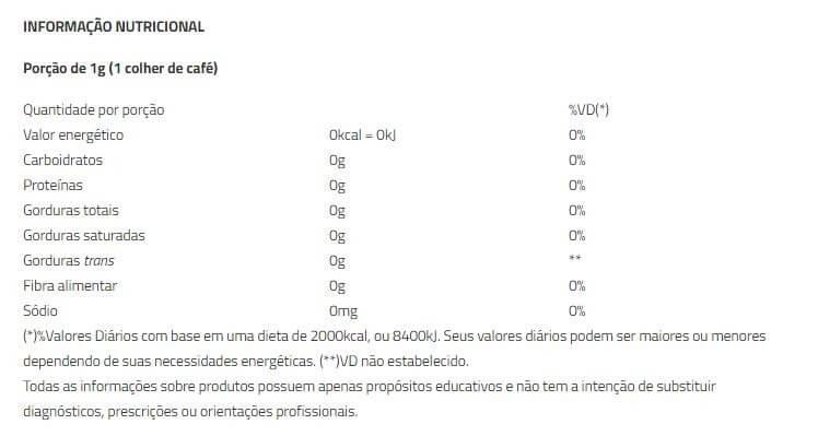 Taurina Body Action - 100g