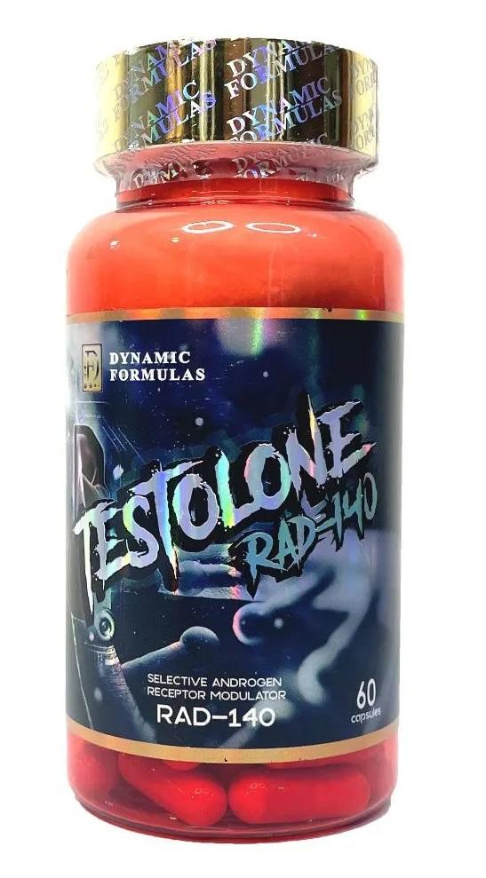 Testolone RAD-140 Dynamic Formulas - 60 caps