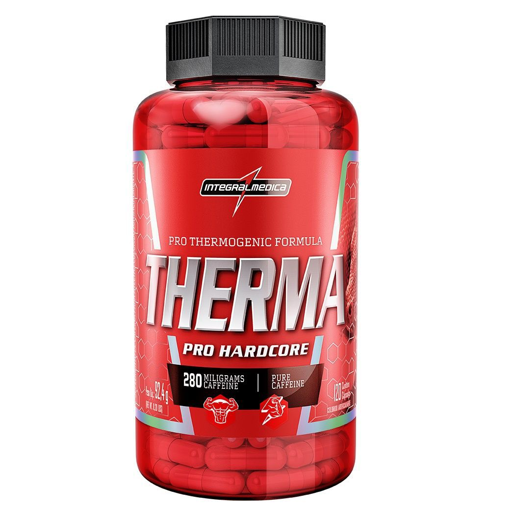 Therma Pro Hardcore IntegralMedica - 120 caps