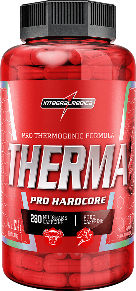 Therma Pro Hardcore IntegralMedica - 60 caps