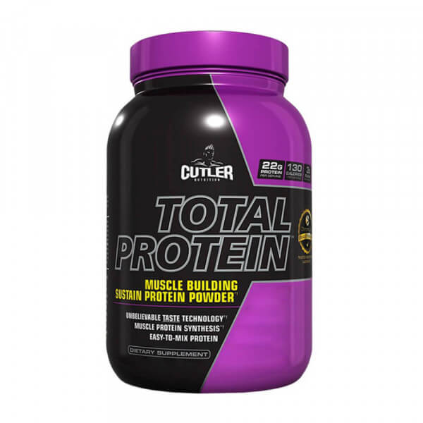 Total Protein Cutler Nutrition - 986g