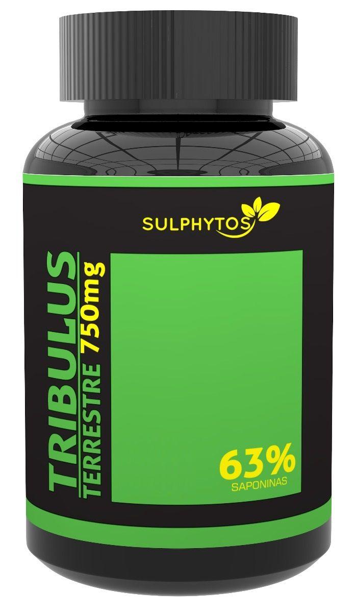 Tribulus Terrestre 750mg Sulphytos - 120 caps