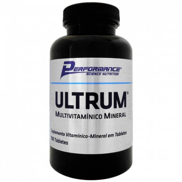 Ultrum Multivitaminico  Performance Nutrition - 100 tabletes