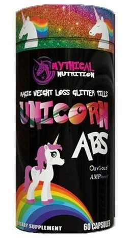 Unicorn ABS Mythical Nutrition - 60 caps