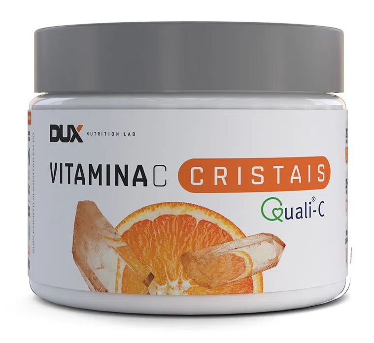 Vitamina C Cristais DUX Nutrition - 200g