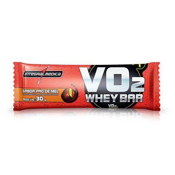 VO2 Protein Bar IntegralMedica 30g - (unidade)