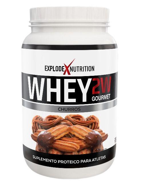Whey 2W Gourmet Explode Nutrition - 900g