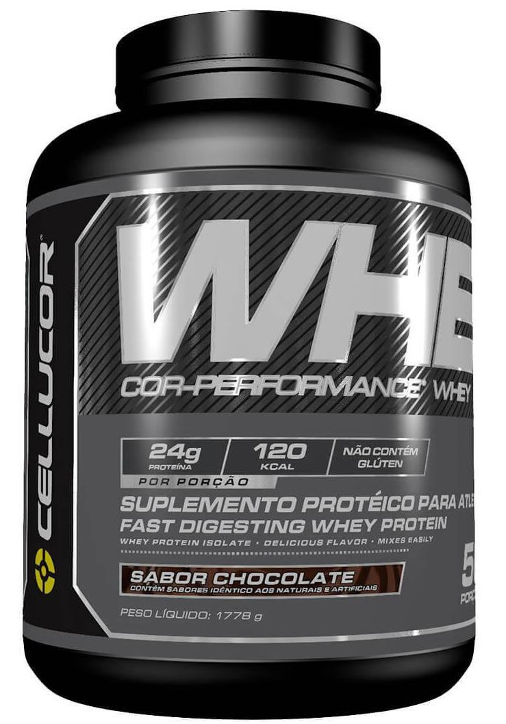 Whey Cor-Performance Cellucor - 1.8kg