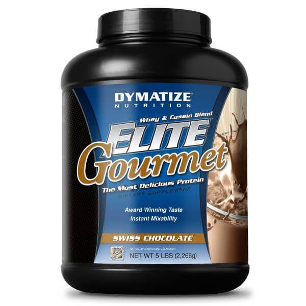 Whey Elite Gourmet Dymatize Nutrition - 2.267kg