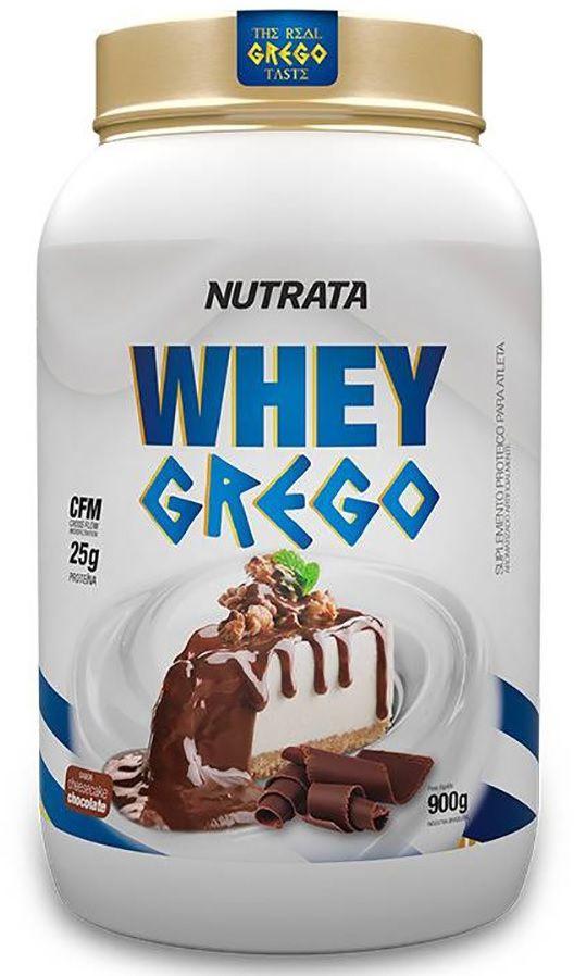 Whey Grego Nutrata - 900g