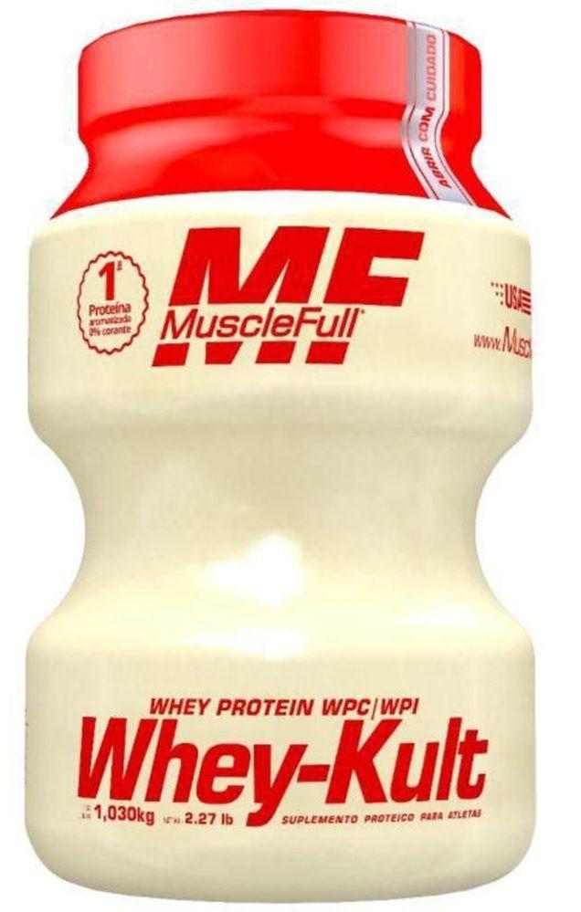 Whey Kult MuscleFull - 900g