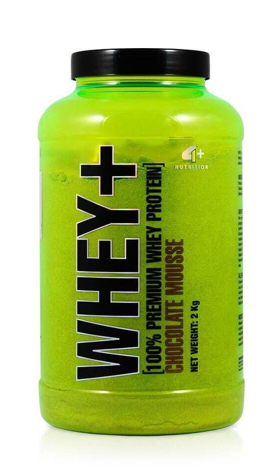 Whey+ Premium Whey Protein 4+Nutrition - 2kg