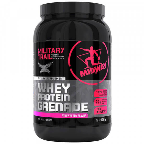 Whey Protein Grenade Midway - 900g