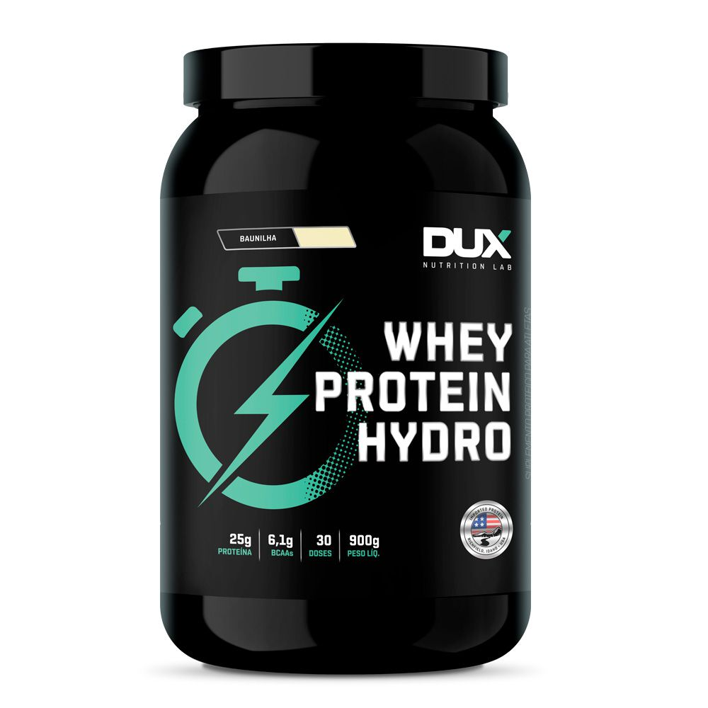 Whey Protein Hydro DUX Nutrition - 900g