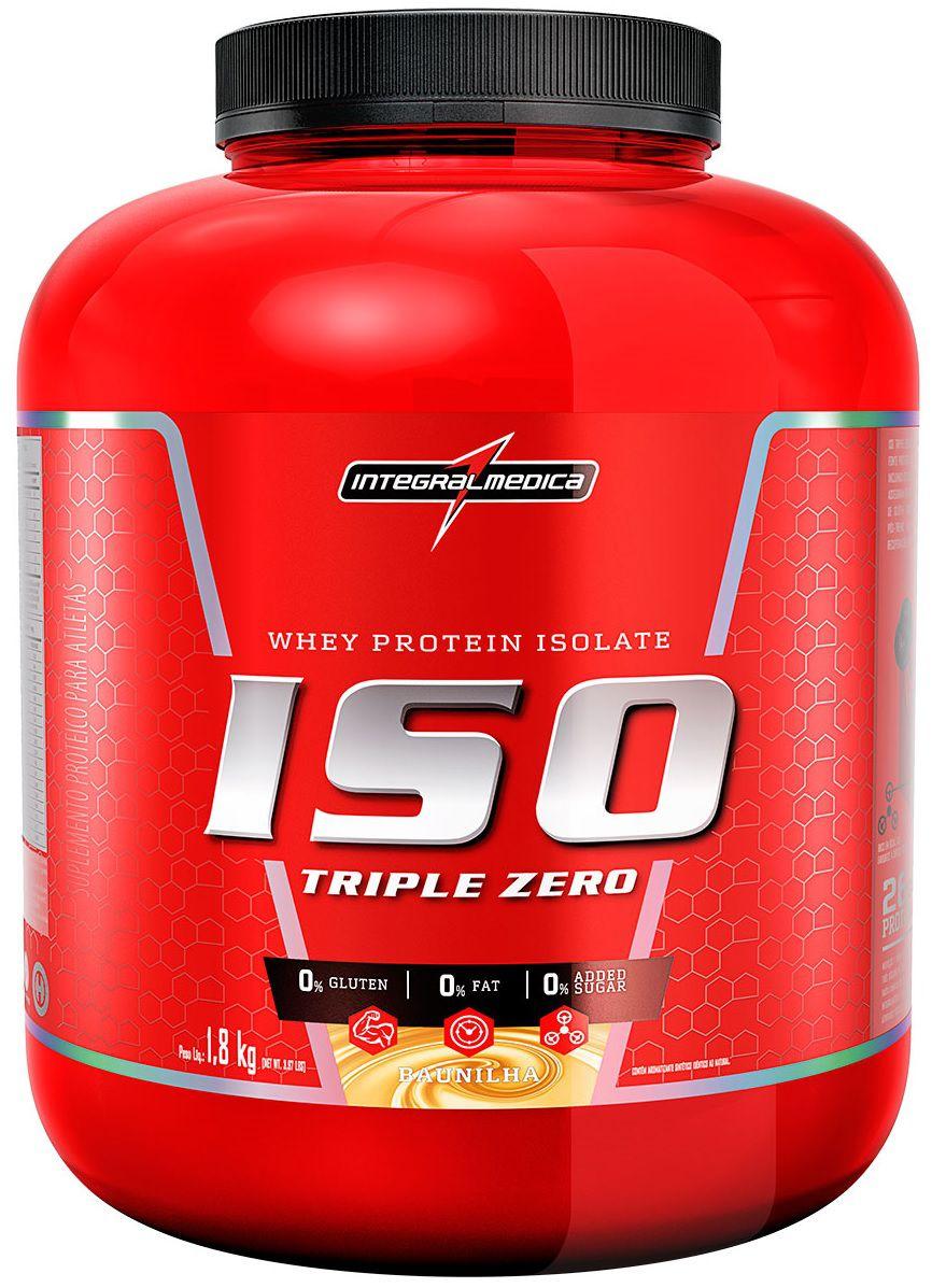 Whey Protein ISO Triple Zero IntegralMedica - 1.8kg