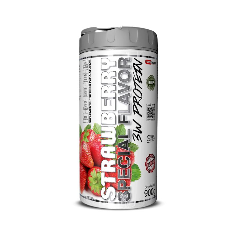 Whey Special Flavor 3W Protein Pro Corps - 900g