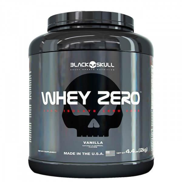 Whey Zero Black Skull - 2kg