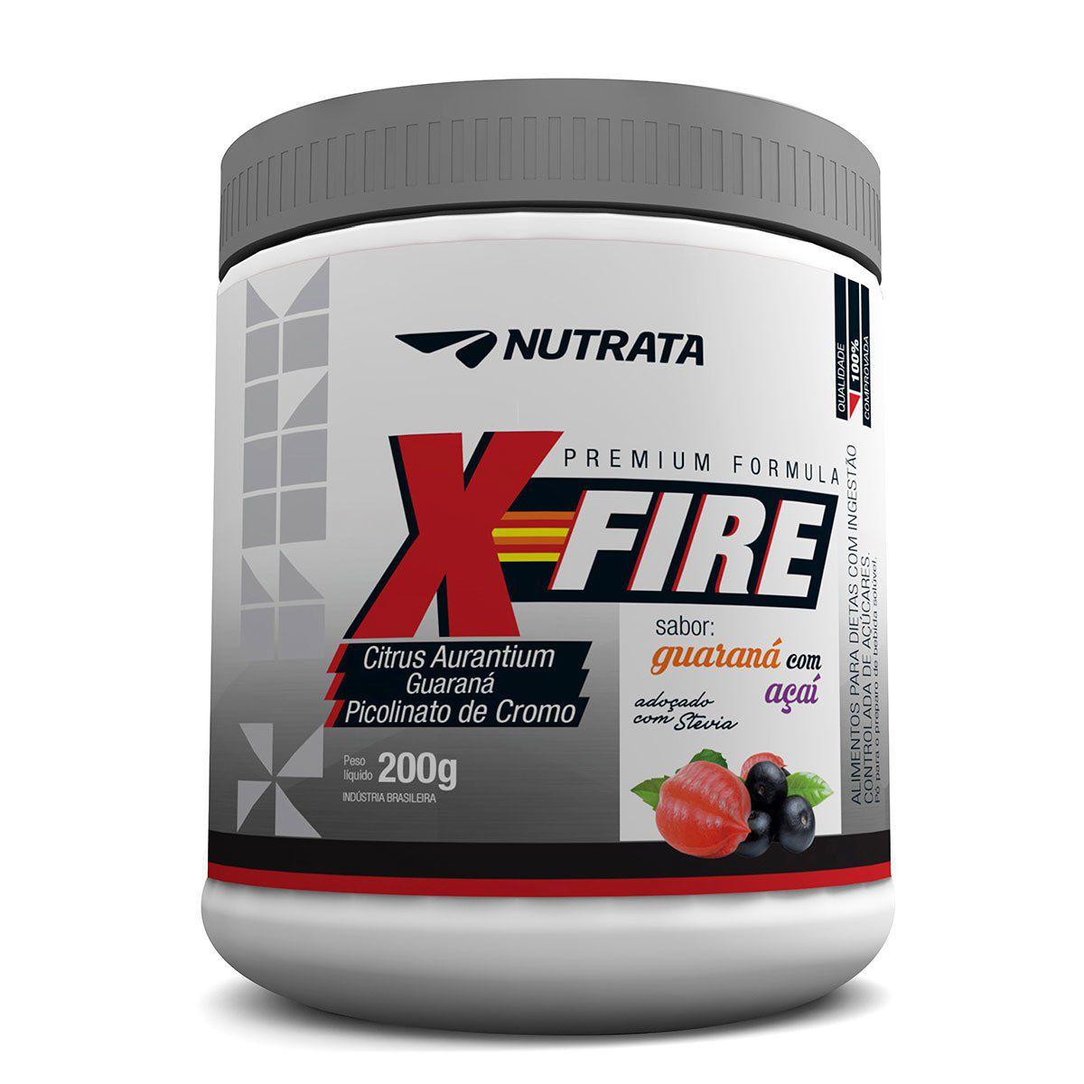 X-Fire Nutrata - 200g