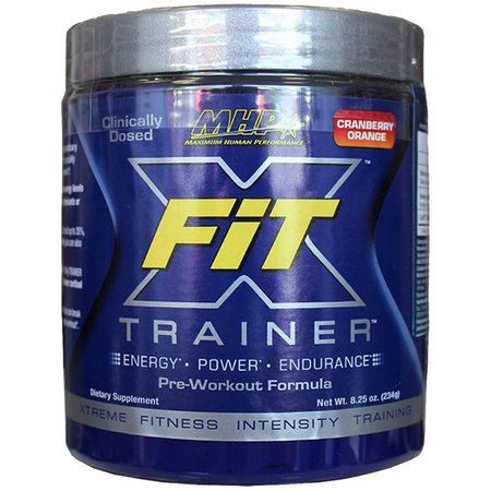 X-Fit Trainer MHP - 40 doses