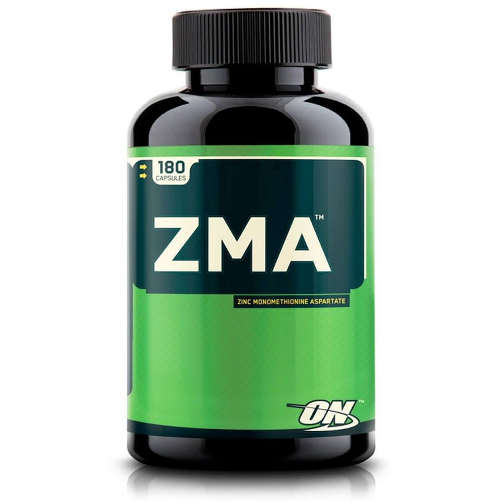 ZMA Optimum Nutrition - 180 caps