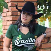 Baby Look Feminina CRP Brazilian