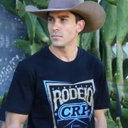 Camiseta Circuito Rodeio - preto