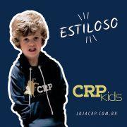 Moletom Infantil CRP Logo Boi