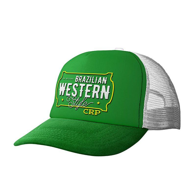 Boné CRP Brazilian Western
