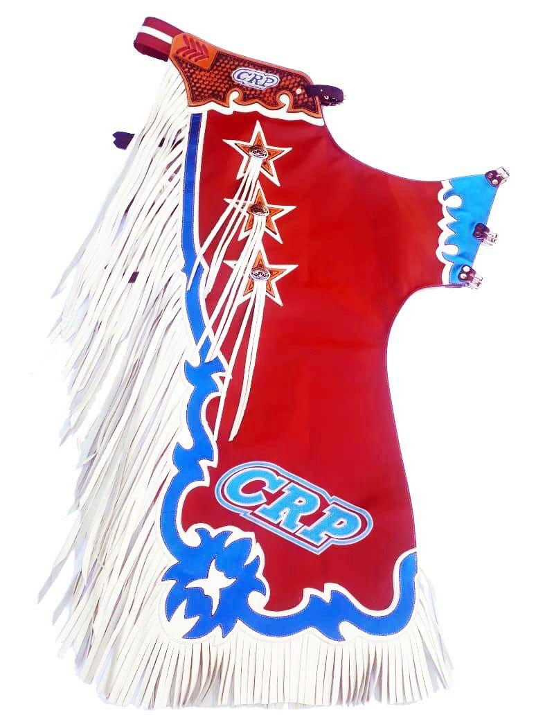 Calça de Couro CRP - Estrela