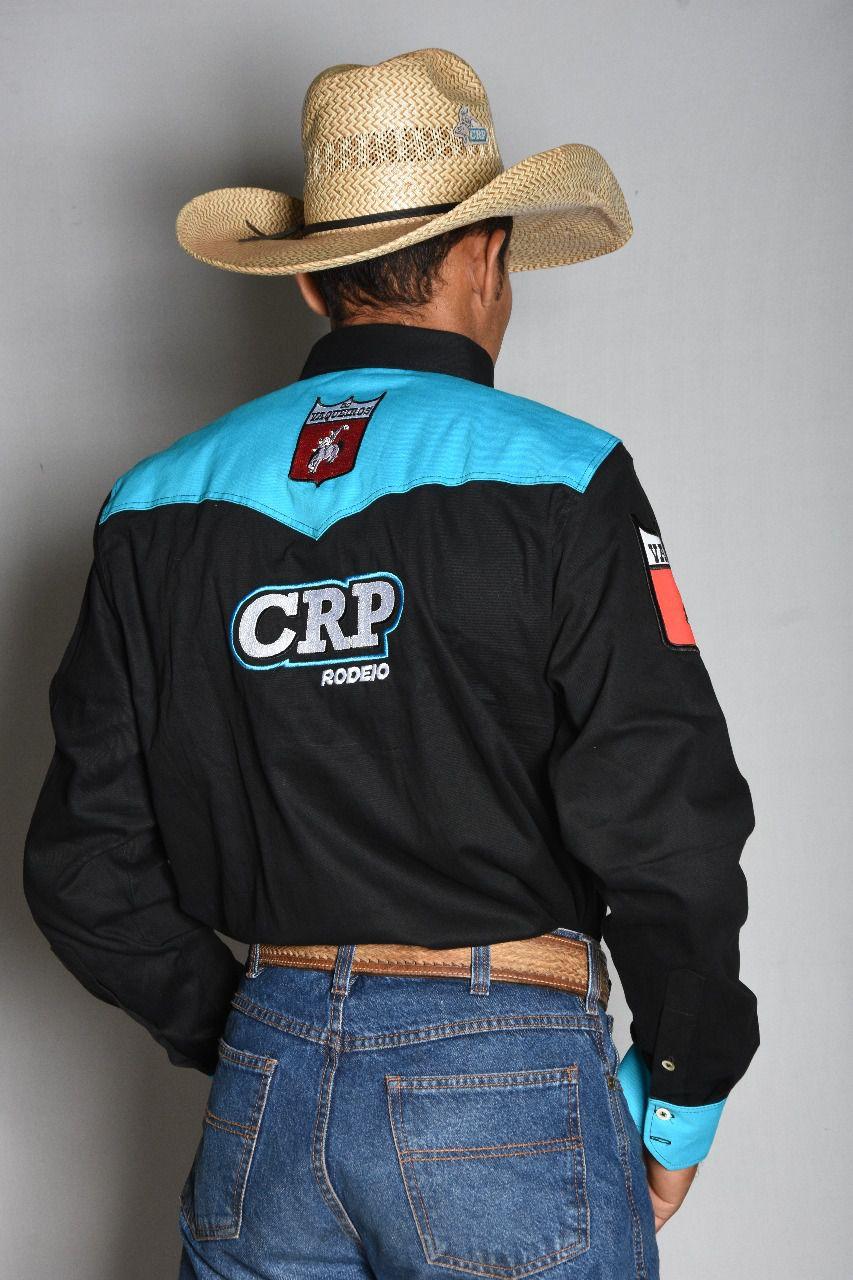 Camisa Montaria CRP - Modelo 2019