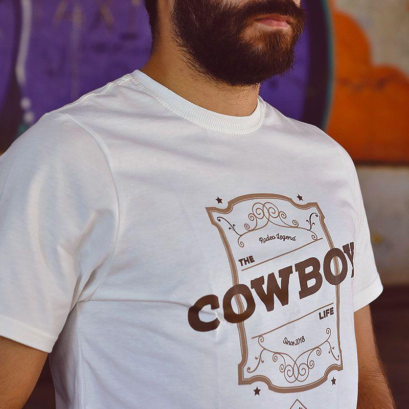 Camiseta CRP Cowboy Life