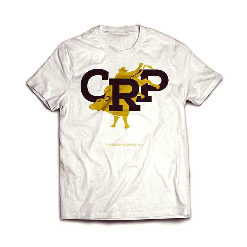 Camiseta CRP Golden Bull