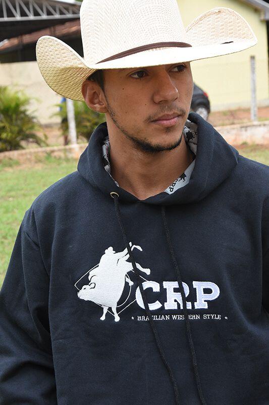 Moletom CRP Logo Boi