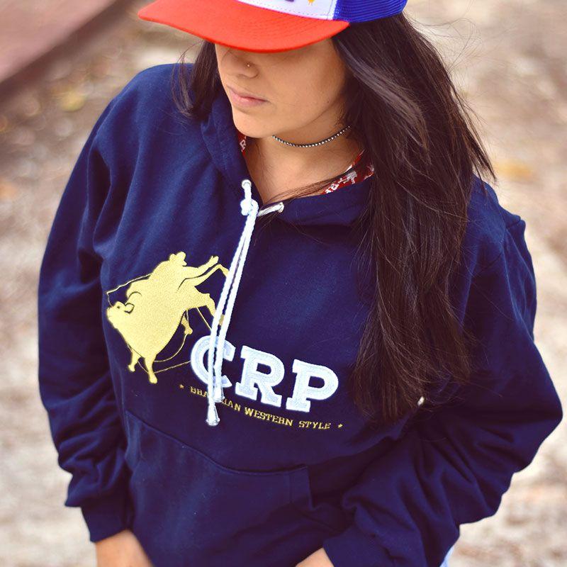Moletom CRP - Azul Marinho