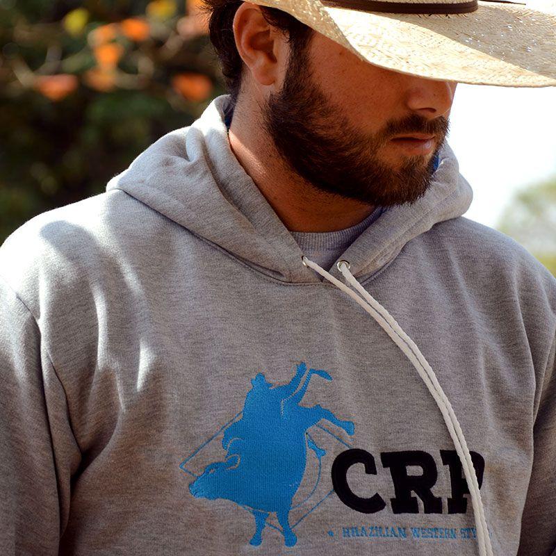 Moletom CRP - Cinza
