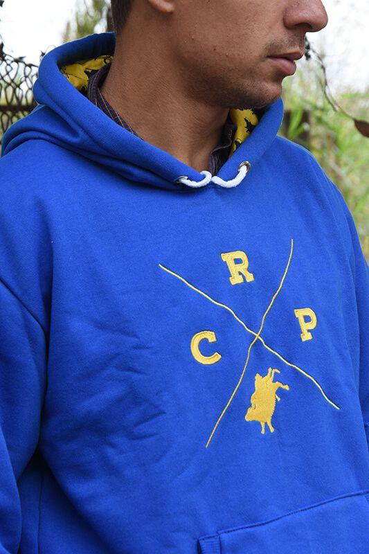 Moletom CRP Logo Vintage