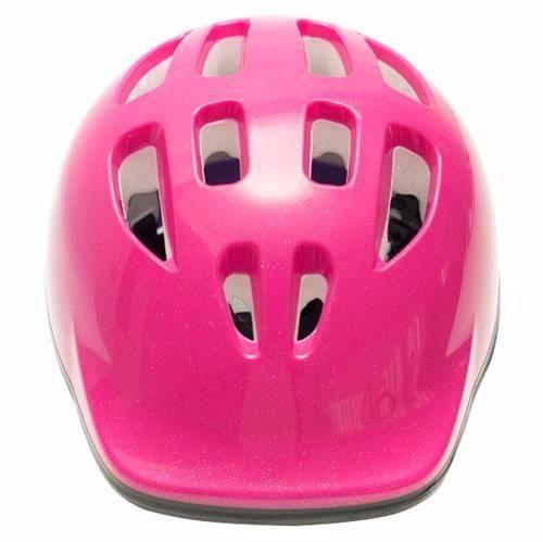 Capacete Infantil Balance Bike Rosa