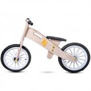 Bicicleta de Equilíbrio sem Pedal Aro 16 Amarela