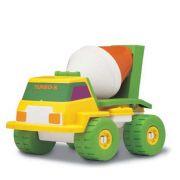 Caminhão Betoneira Turbo-S Amarelo