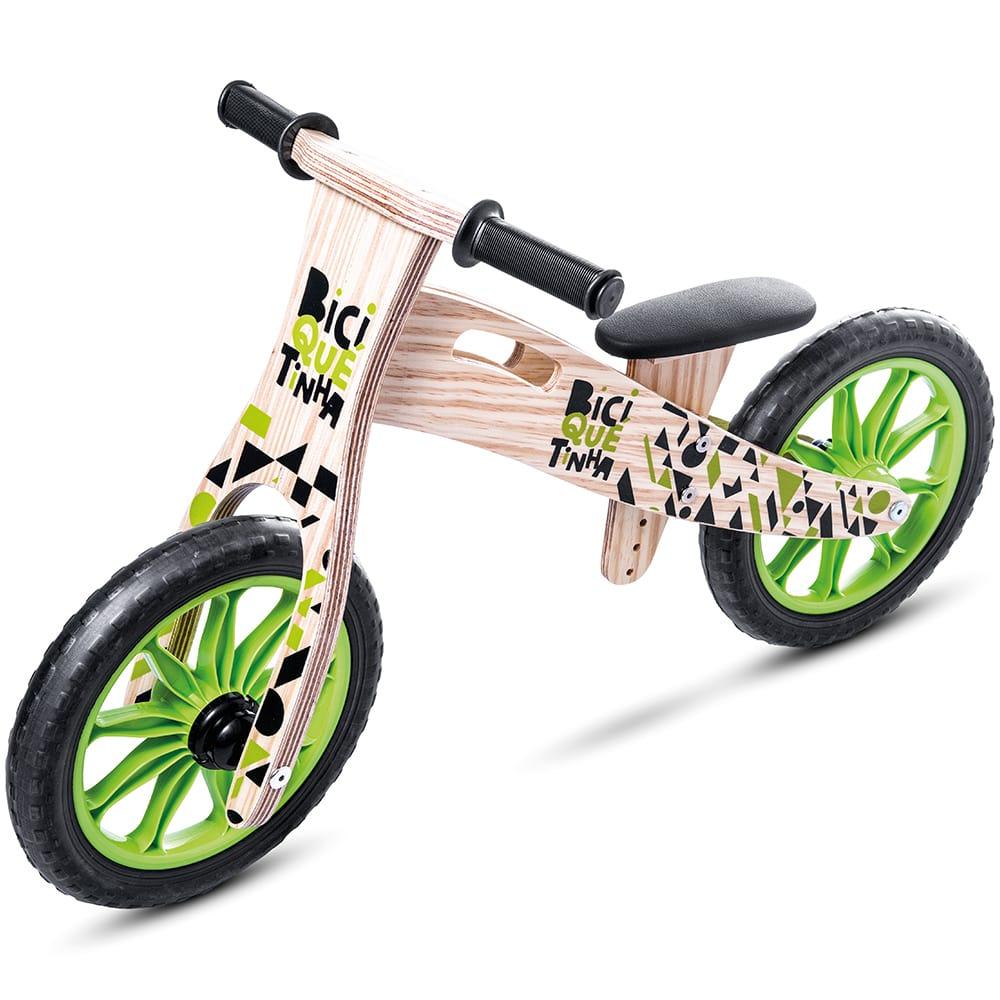 Bicicleta de Equilíbrio sem Pedal FLORESTINHA