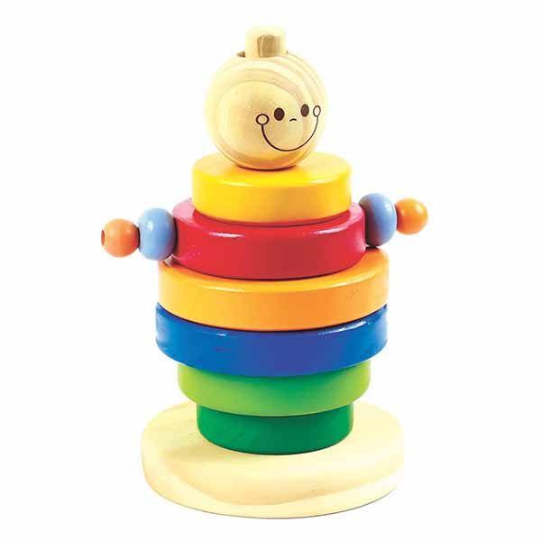 Brinquedo de Encaixar na Haste Boneco Gutinho