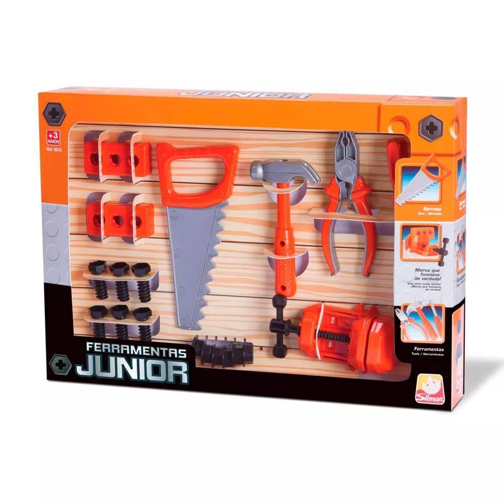 Brinquedo Ferramentas Junior Silmar