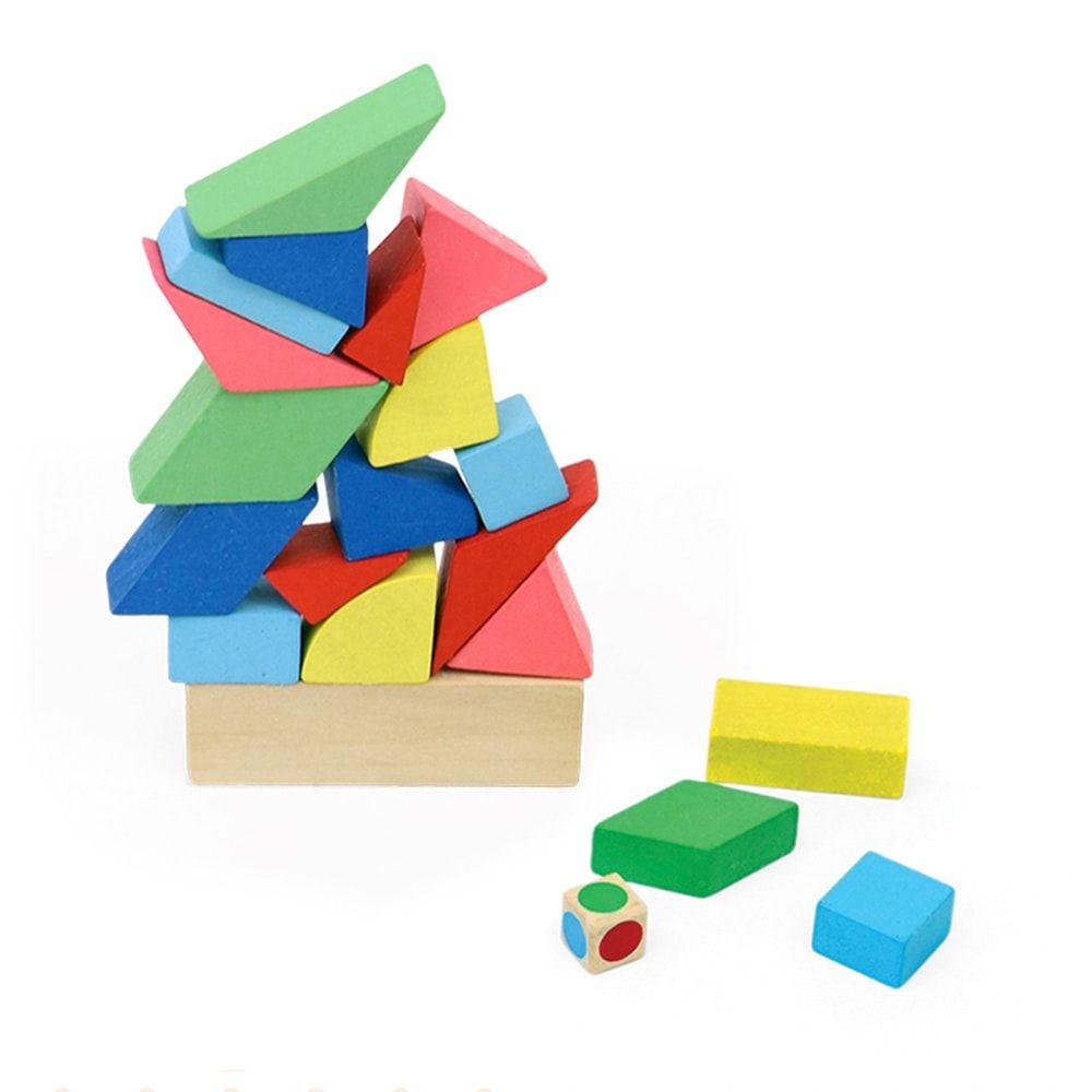 Brinquedo Educativo Desafio do Equilíbrio