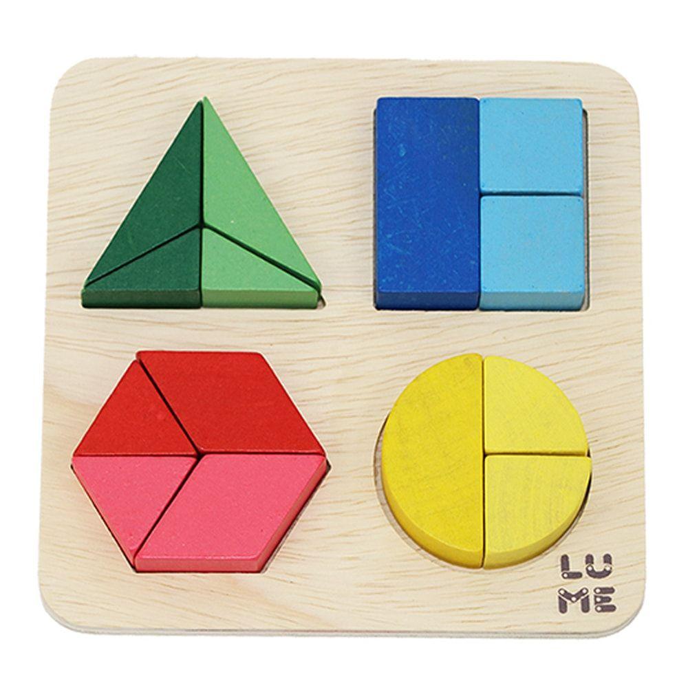 Brinquedo de Encaixar Forma as Formas