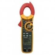 Alicate Amperímetro digital portátil AC TRUE RMS - KR355