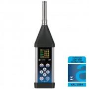 Decibelímetro Digital - Svan 971 + Certificação Acreditada ao INMETRO/RBC