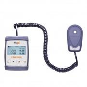Medidor de ultravioleta UVA e UVB - FLEX-04