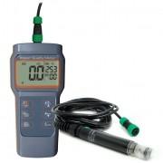 Medidor Multiparâmetro à Prova d'Água - AK87 + Sonda de oxigênio dissolvido