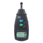 Tacômetro Digital Portátil Contato RPM e M/Min - FOR-2235